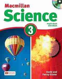 MACMILLAN SCIENCE PUPIL'S BOOK PACK 3 + eBook