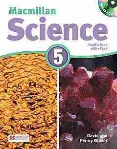 MACMILLAN SCIENCE PUPIL'S BOOK PACK 5 + eBook