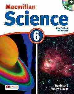 MACMILLAN SCIENCE PUPIL'S BOOK PACK 6 + eBook