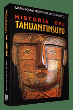 Historia del Tahuantinsuyo. 3RA. EDICION